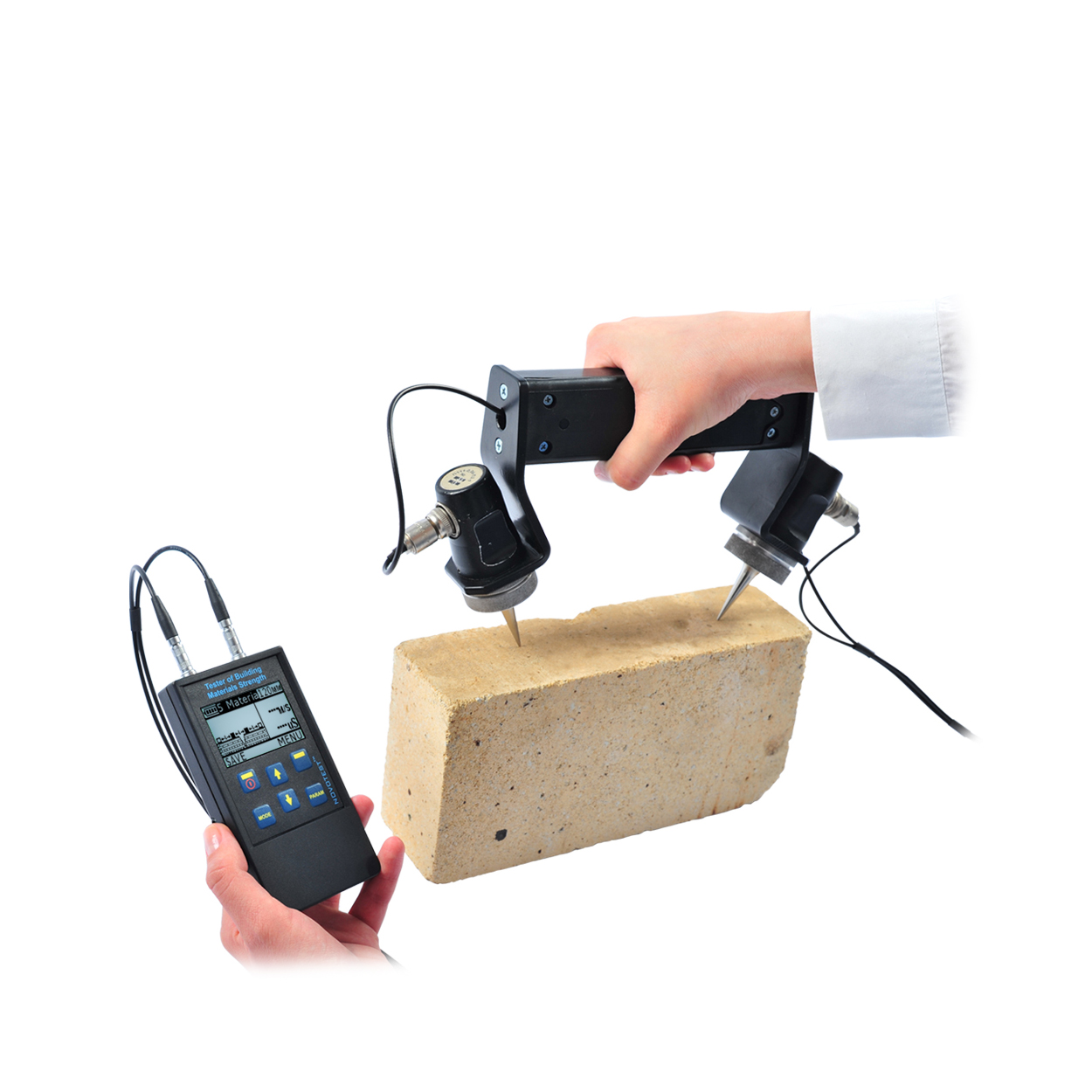 Strength Meter NOVOTEST IPSM-U+T (Pulse Velocity Tester)