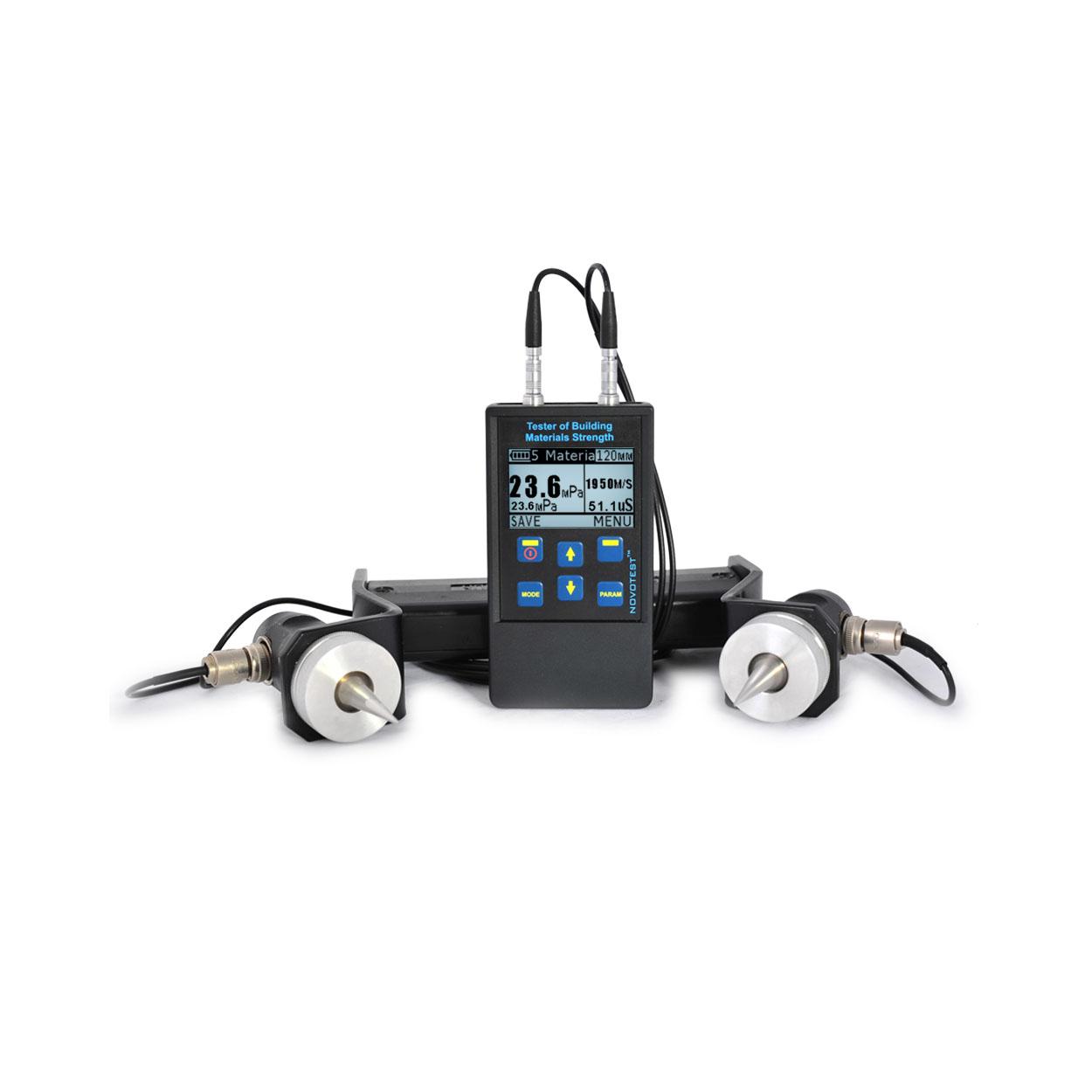 Strength Meter NOVOTEST IPSM-U+T+D (Pulse Velocity Tester)