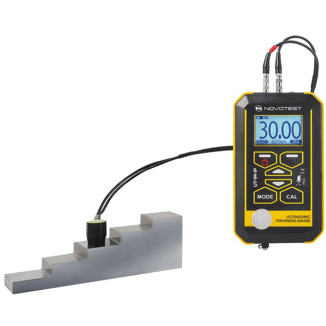 Ultrasonic Thickness Gauge NOVOTEST UT-1M-IP