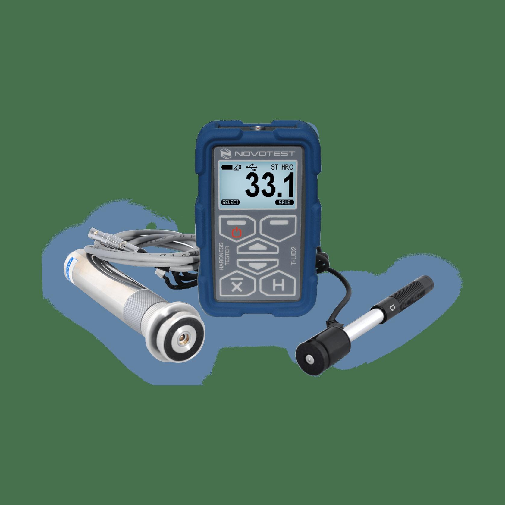 Combined Hardness Tester NOVOTEST T-UD2