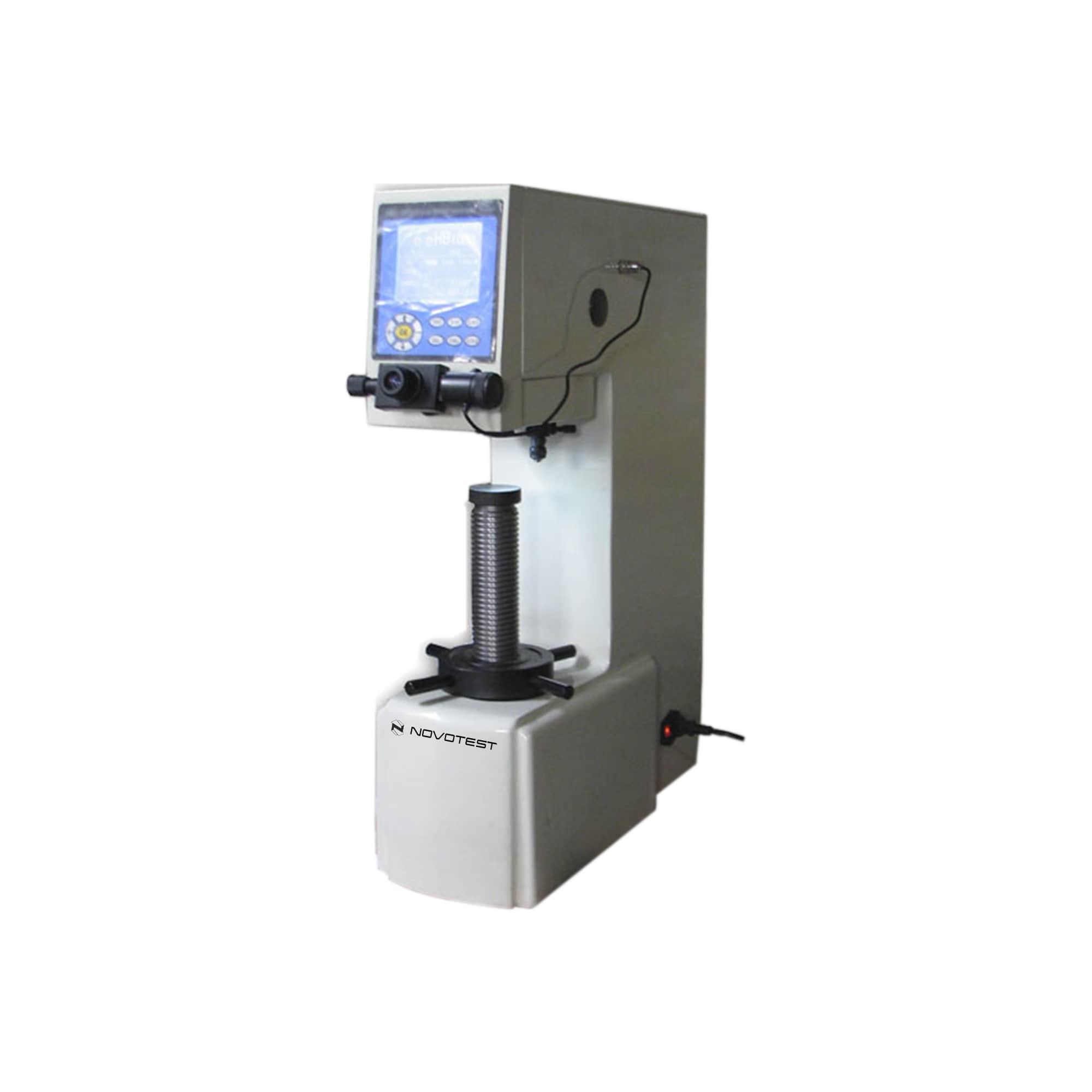 Digital Brinell Hardness Tester NOVOTEST TB-B-C