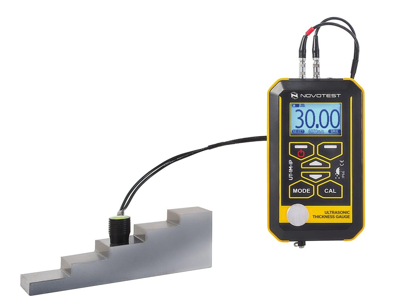 Ultrasonic Thickness Gauge NOVOTEST UT-1M-IP-4