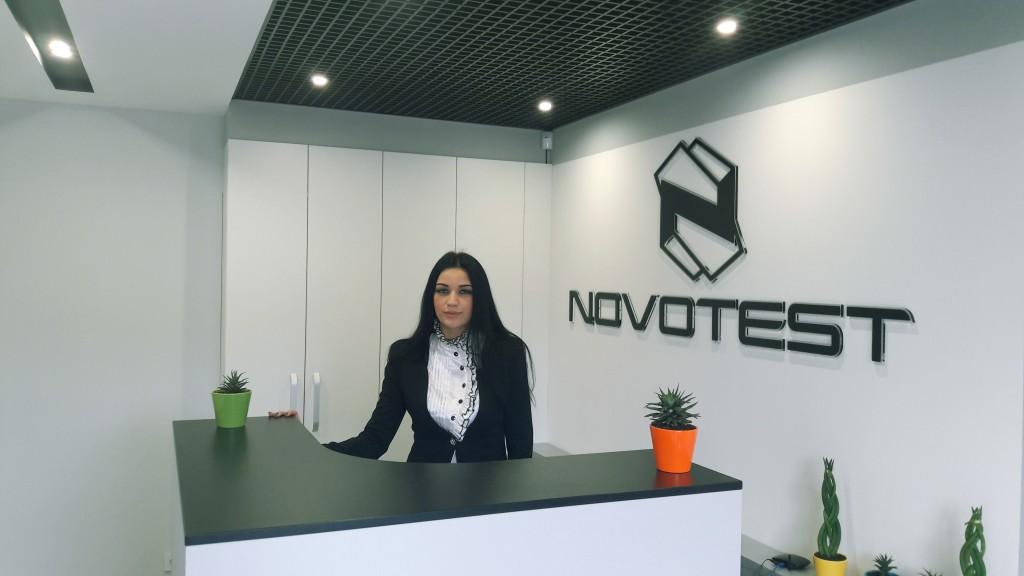 Reception Novotest