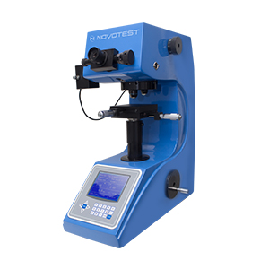 Digital Micro Vickers Hardness Tester NOVOTEST TB-MCV-1A 300