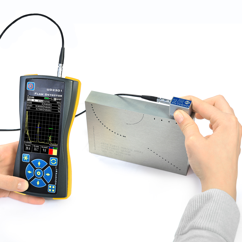 Ultrasonic Flaw Detector NOVOTEST UD2301 (mini)