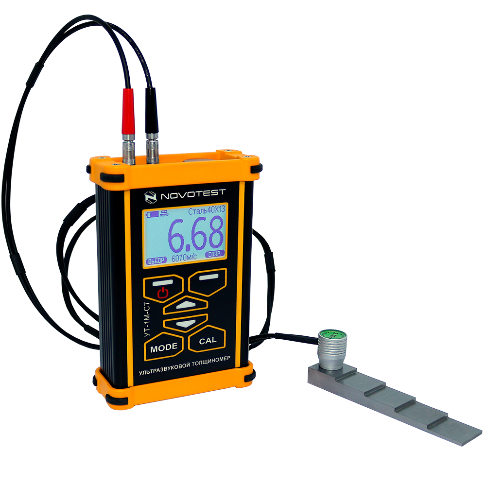 UT-1M-ST thicknee gauge left