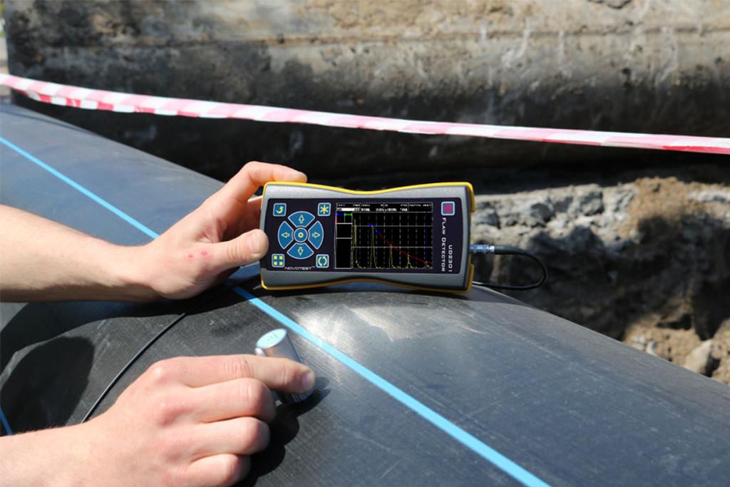 Ultrasonic Flaw Detector NOVOTEST UD2301 2