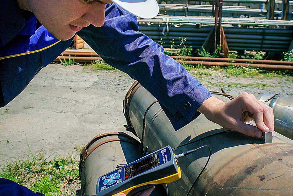 Ultrasonic Flaw Detector NOVOTEST UD2301 6