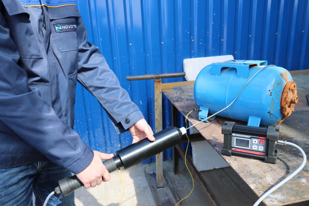 Pulse Holiday Detector NOVOTEST SPARK-1 4