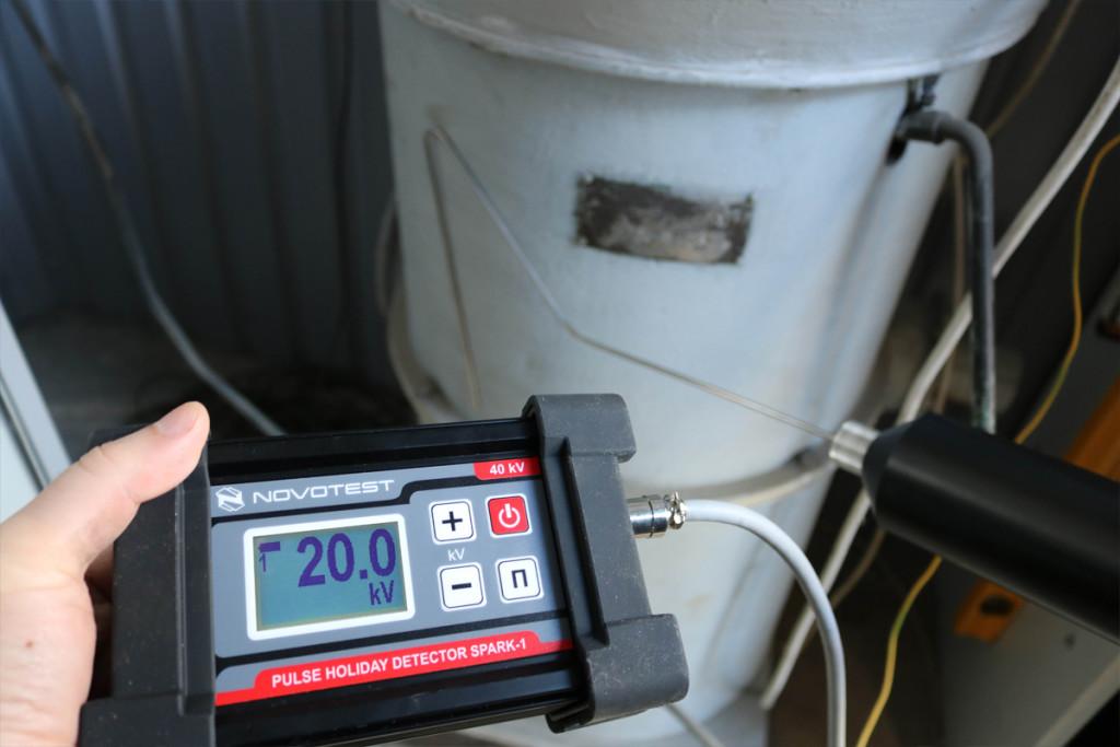 Pulse Holiday Detector NOVOTEST SPARK-1 5