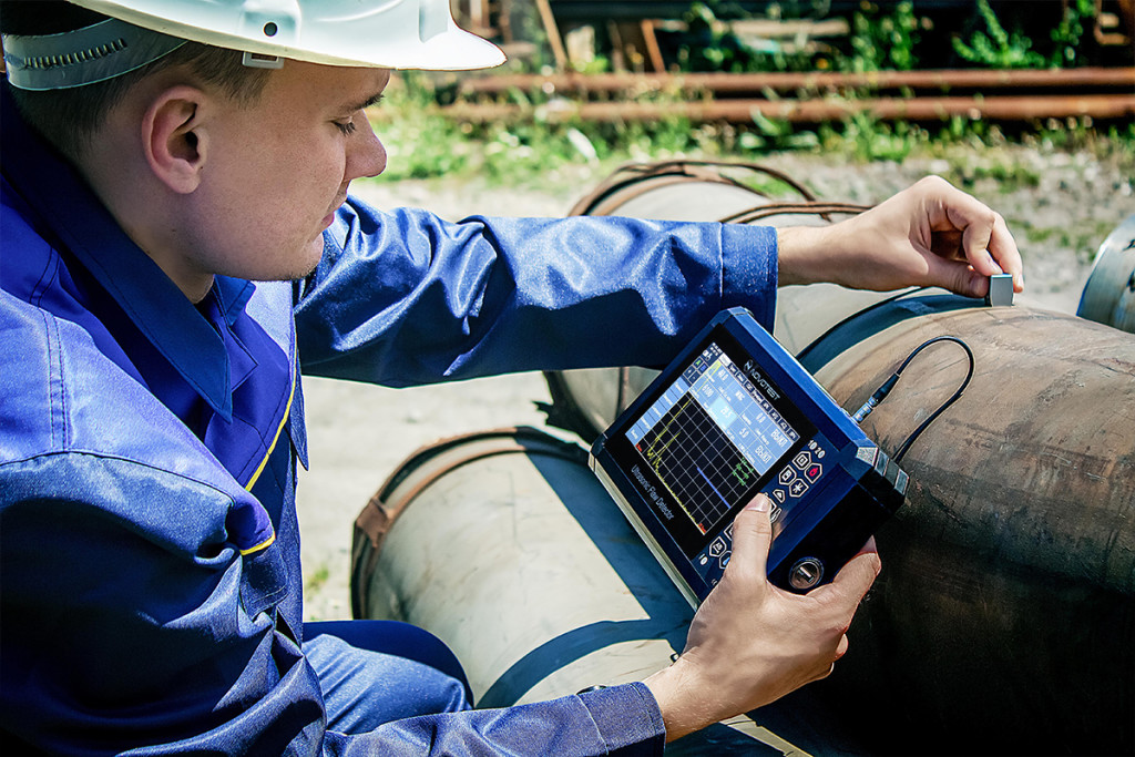 Ultrasonic Flaw Detector NOVOTEST UD3701 3