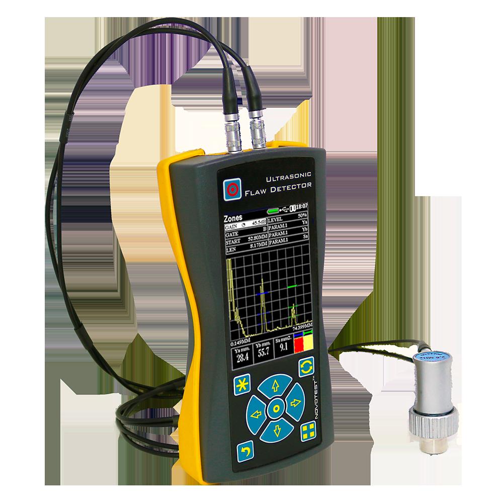 UD2301 Ultrasonic Flaw Detector NOVOTEST (1)