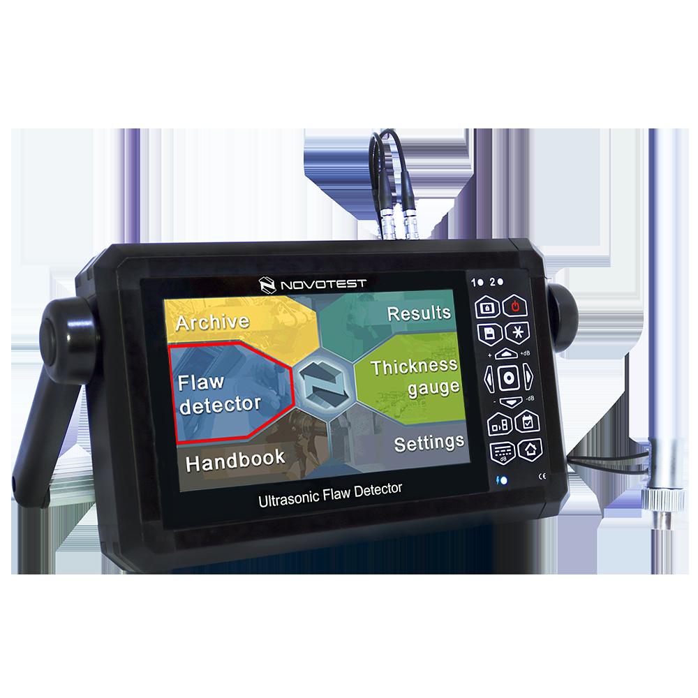 UD3701 Ultrasonic Flaw Detector NOVOTEST (3)