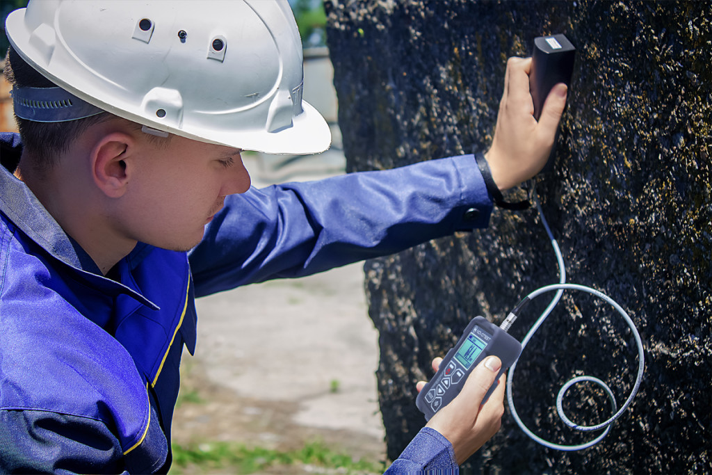 Concrete Cover Meter NOVOTEST Rebar Detector 2