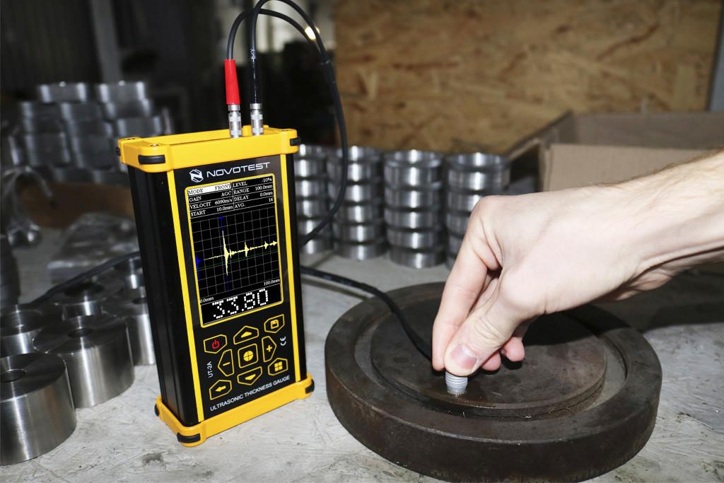 Ultrasonic Thickness Gauge UT-2A